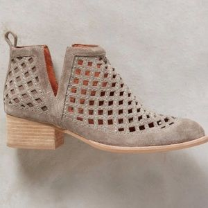 Jeffrey Campbell Taggart Bootie Grey